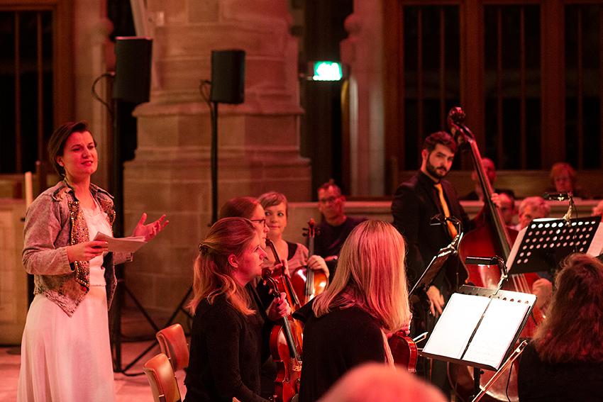 Kristin Van Der Voort © Hélène van Domburg