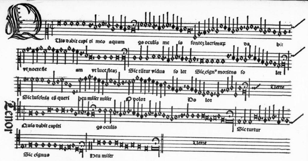 Isaac - originele editie 1503